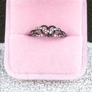 New Fashion Ring With Infinity Symbol